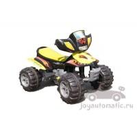 Детский электроквадроцикл Joy Automatic Quad