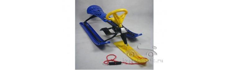 Снегокат для детей Joy automatic Snow racer