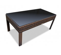 Плетеный кофейный стол MILANO