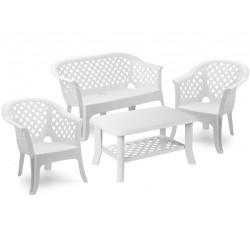 Комплект пластиковой мебели