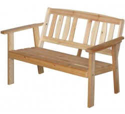 Софа деревянная