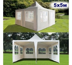 Большой шатер AFM 1055 5х5м
