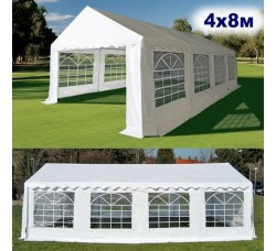 Большой шатер AFM 1027W 4x8м