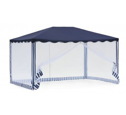 Садовый тент шатер с москитной сеткой (Green Glade 1038) 3х3м