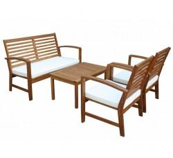 Набор мебели из 4 предметов Прага (акация)