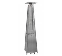Уличный газовый обогреватель AESTO A06 (silver)