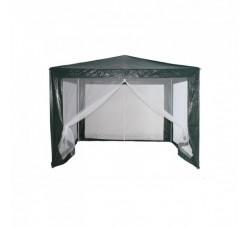 Садовый шатер 3х3м зеленый