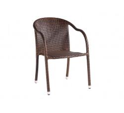 Кресло  из искусственного ротанга Льюис