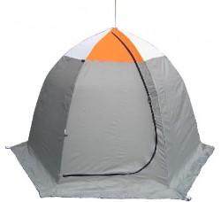 Палатка для зимней рыбалки ОМУЛЬ-2 (МИТ)