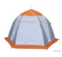 Палатка для зимней рыбалки НЕЛЬМА 3 (МИТ)