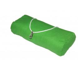 Подушка для гамака RGP-9 зеленая (лен)