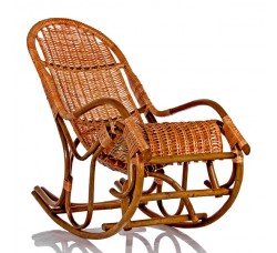 Кресло-качалка плетеное Усмань