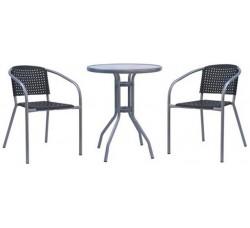 Комплект мебели для кафе XRB-035В-D60