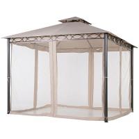 Комплект москитных сеток для шатра 3х4/3.5х3.5м, бежевые