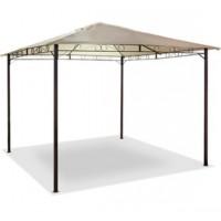 Крыша для беседки с клапаном, 3х3м, 600Д. бежевая