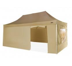 Быстросборный шатер автомат 4361 Helex, 3х6м, шампань