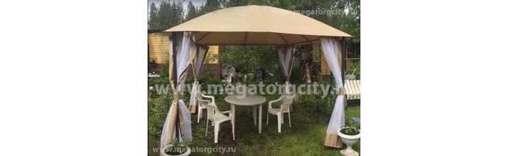 Беседка тент-шатер Green Glade 1067