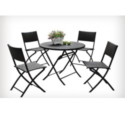 Комплект стол+4 стула Garden Way Vieux