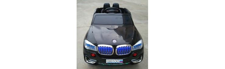 Детский электромобиль Joy Automatic BMW X5M