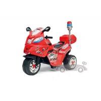 Детский электромотоцикл Joy Automatic Police