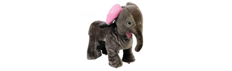 Зоомобиль Joy Automatic Слоненок Дамбо