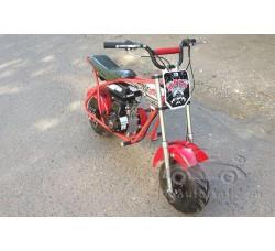 Бензиновый скутер Joy Automatic LMOOX-R3 80сс