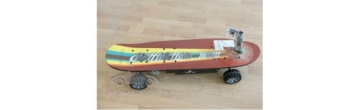 Электрический скейтборд Joy Automatic Sport 400