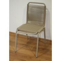 Плетеный стул COOL без ручек