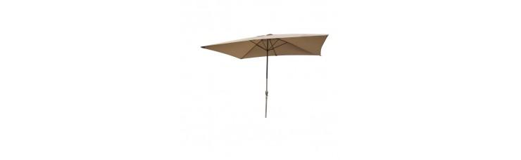 Зонт дачный 3 м бежевый