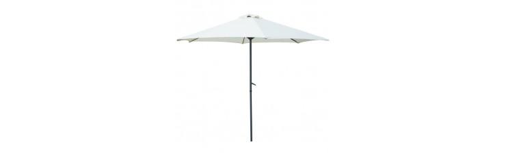 Зонт дачный 2.7 м бежевый