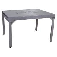Стол, раскладной, сталь