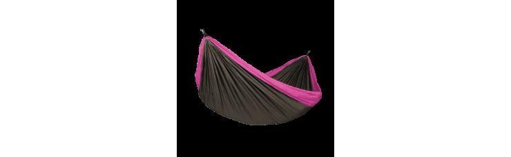 Туристический гамак для двоих Voyager Purple