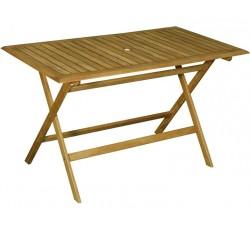 Стол складной, 130х70х75 см