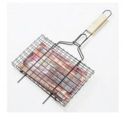 Решетка для барбекю, 29х19х1,8 см