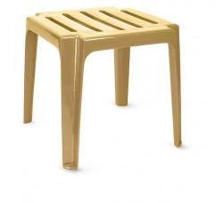 Столик пластиковый к шезлонгу, 44х44х43 см