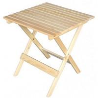 Стол складной деревянный