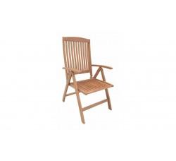 Кресло садовое, эвкалипт