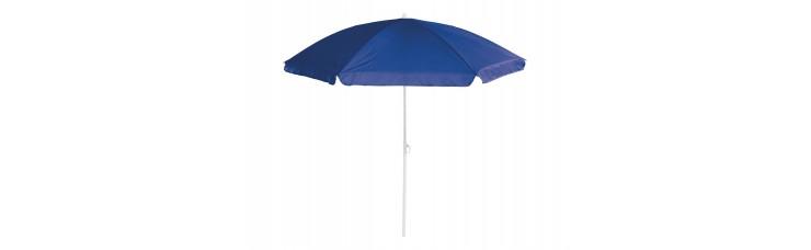 Зонт пляжный 150х160 см голубой