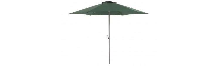 Зонт садовый 270х230 см, зеленый