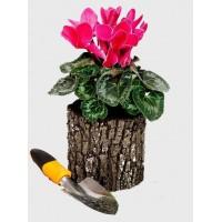 Горшок-цветочница вертикальный L