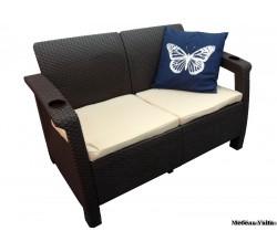 Двухместный диван  Yalta Sofa 2 Seat