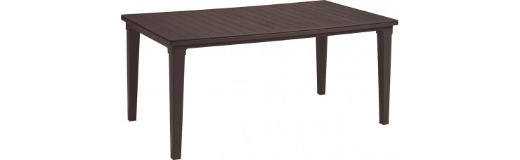 Пластиковый обеденный стол Futura (Футура) Keter