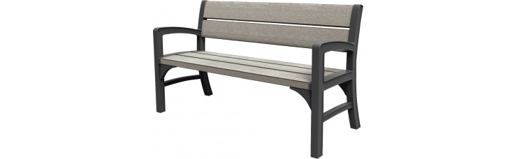 Скамья Монтеро (Montero triple seat bench)