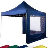 Стенка для шатра с окном 2,5х2 м. 5 цветов