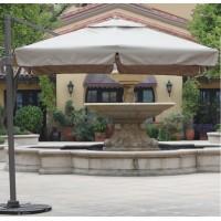 Садовый зонт GardenWay A002-3030 бежевый