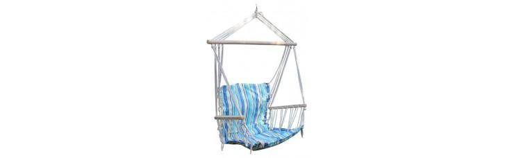 Гамак-кресло с подлокотниками