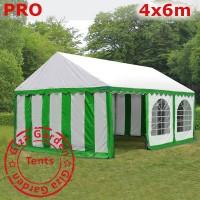Шатер Giza Garden 4 x6 зелено-белый PRO