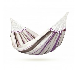 ОДНОМЕСТНЫЙ ГАМАК CARIBEÑA PURPLE La Siesta