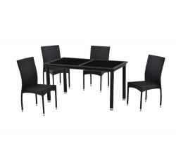 Комплект мебели T285A / Y-292A  из искусственного ротанга