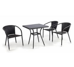 Комплект мебели из искусственного ротанга Bridge-2 (3+1) T282B/ Y-137C3PCS